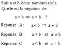 Répondez   A  ou   B  ou   C